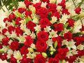 Flori pentru o femeie minunata