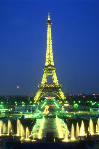 Paris, orasul dragostei